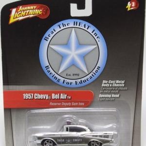 1957 Chevy Bel Air -Johnny Lightning-