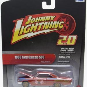 1963 Ford Galaxie 500 -Johnny Lightning-
