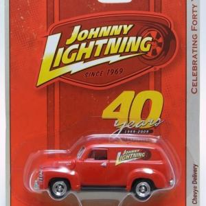 1950 Chevy Delivery -Johnny Lightning-