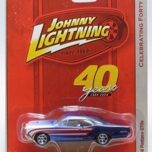 1966 Pontiac GTO -Johnny Lightning-