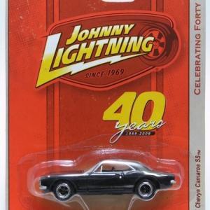 1967 Chevy Camaro SS -Johnny Lightning-