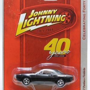 1967 Pontiac Firebird -Johnny Lightning-