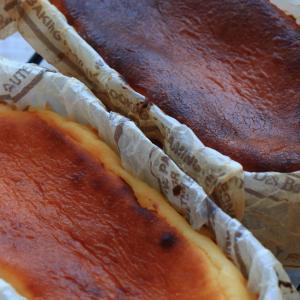 ブレンダーでさくっとバスクチーズケーキ♪