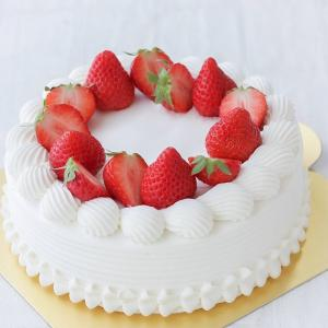 愛しの苺のショートケーキ