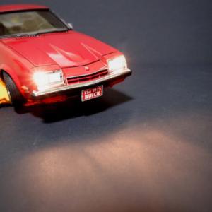 The 1975 BUICK SKYHAWK Hatchback Coupe (1/24 Scale plastic model) Vol.10 (Last)