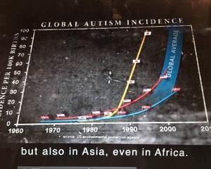 【ワクチン危険】このペースだと2032年には10人中8人が自閉症に!発症するかどうかの差は?