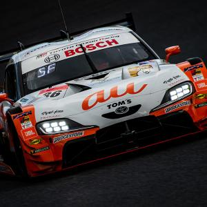 SuperGT 第6戦鈴鹿サーキット その1