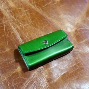 USBメモリーケース(グリーン)三重県桑名市S様