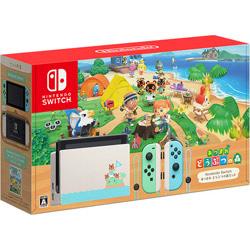 あつまれ どうぶつの森セット Nintendo Switch 本体同梱版【どう森予約情報まとめ】