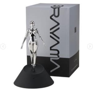 空山基(Hajime Sorayama) Sexy Robot floating NANZUKA
