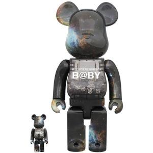MY FIRST BE@RBRICK B@BY SPACE Ver. オンライン発売予定 楽天
