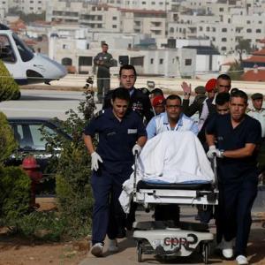 ヨルダン北部のジェラシュで刺傷事件発生!