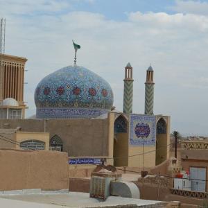 砂漠のオアシス ヤズドでイラン人の温かさに触れる