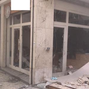 レバノンで起こった大爆発:九死に一生を得た友達