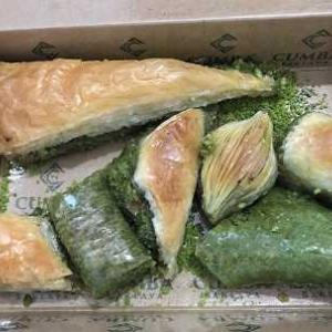 中東のスイーツー美味しいバクラワを求めて