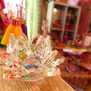 キラキラ★*☆ガラスのロータス