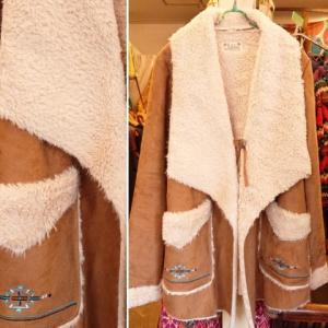 フェイクムートンのジャケット