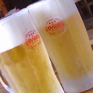 orionオリオンビール工場見学
