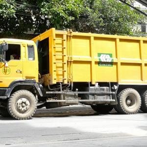 プノンペン ゴミ収集車のストライキで反省した事