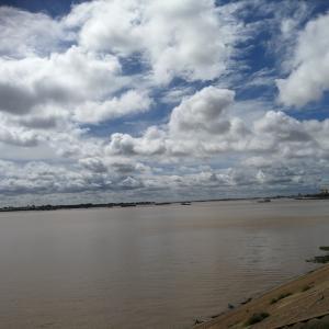 カンボジアは、空が近い