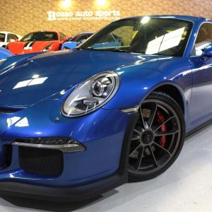 ポルシェ 911GT3ご売却依頼有難うございます!