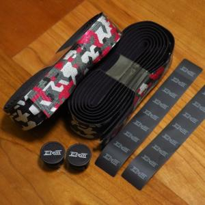 新しいバーテープはカモ柄の数量限定スペシャルカラー!「XTRM(エクストラム) Tackyライト3.0」を購入しました!!