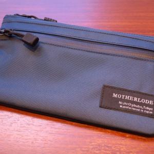 シンプルで機能的な自転車用財布!MOTHERLODEの「ウォーターレジスタント・ポーチ」を購入しました!!