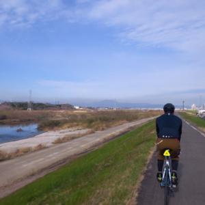 大阪から河川敷で行く!京都の自転車乗り御用達カフェ「モーニンググローリー」へ!!