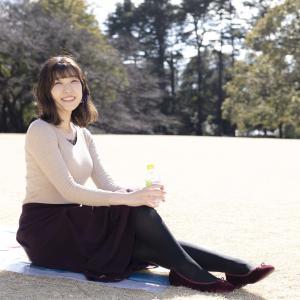 新宿の公園で、リクエスト撮影 20200218 『逢坂 美由紀』さん 8