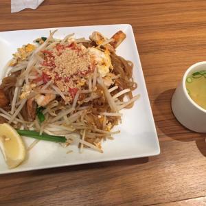 ジョイフル三ノ輪商店街にあるタイ料理アポカリさんで占ってます!