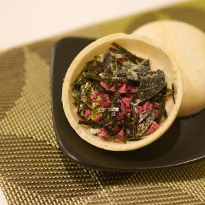 高級茶漬けと比較!リーズナブルな最中茶漬け、実食。