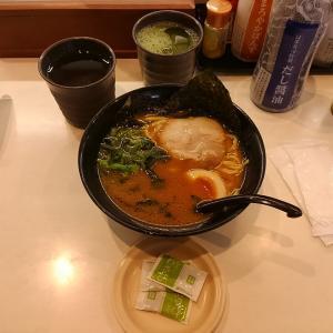 廻るお寿司の「家系ラーメン」?