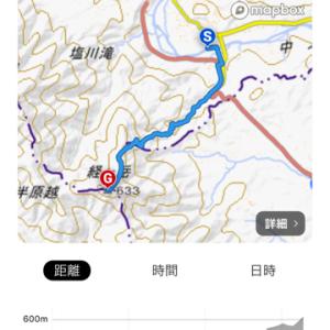 健康ハイキング 経ヶ岳