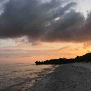 多良間島キャンプ 2日目 島内観光