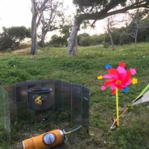 多良間島キャンプ 最終日