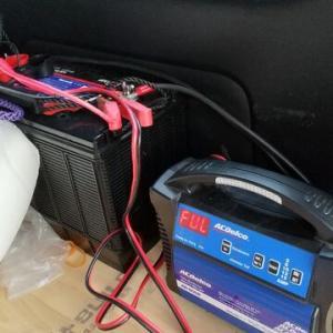 FFヒーターの修理とサブバッテリーの考察