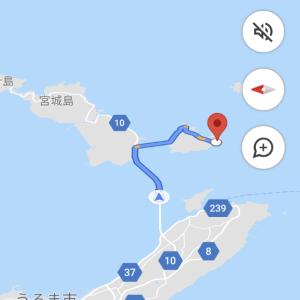 沖縄の島巡り