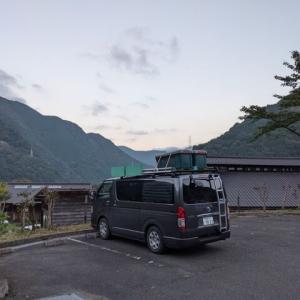 日田で忘れ物をピックアップして、相模原へ帰ります。