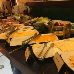 ルネッサンス カイロ ミラージュシティ ホテルの朝食3