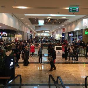 ニューオープンの大型モール シティセンター アルマザ