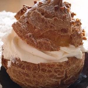 ★チートデイ★ホテル グランヴィア 京都の巨大シュークリーム♪