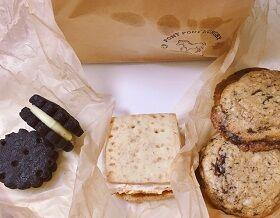 ★チートデイ★焼き菓子専門店★オレオクッキー、スモア、チョコチップクッキー♪ポニーポニーハングリー(PONY PONY HUNGRY)のお菓子