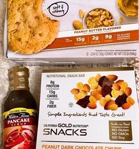 【iHerb】届きました!チョコ&ナッツゴロゴロ!おいしいミックスナッツの栄養スナックバー♪
