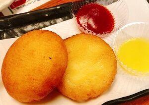 ★チートデイ★鳥貴族のカマンベールチーズコロッケを食べに♪今日の鳥貴族のカマンベールチーズコロッケの揚げ具合は最高でした♪
