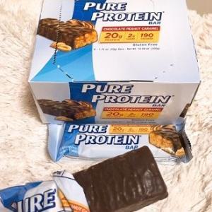 【iHerb購入品】ピュア・プロテイン・ピーナッツバター・バーは美味しい! #プロテインバー