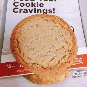 ゴディバよりもスタバよりもこれ好き♪Quest Nutrition, プロテインクッキー、ピーナッツバター!!