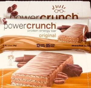 高評価のパワークランチ(モカクリーム味)!!#パワークランチプロテインエナジーバー #プロテインバー #パワークランチ