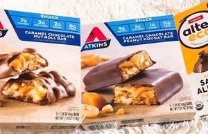 アイハーブで買った高評価の海外板チョコ★Alter Eco, Organic Chocolate Bar, Deep Dark Salted Almonds