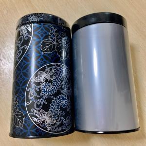 お茶缶2缶