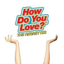 THE REGRETTES「I DARE YOU」
